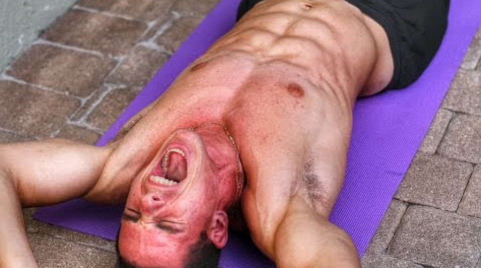 Six Pack Abs, Anyone? Intense Home Ab Workout – ONLY 5 Minutes Long