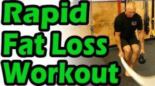 Rapid Fat Loss Workout | Burn Fat Fast | Exercises to Lose Weight Fast