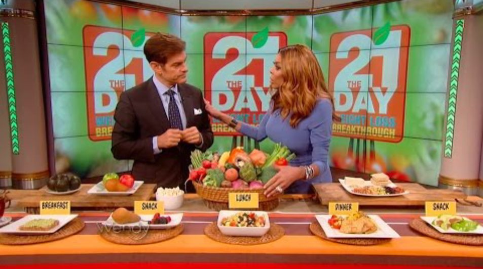 Dr. Oz's 21 Day Weight Loss Breakthrough Diet