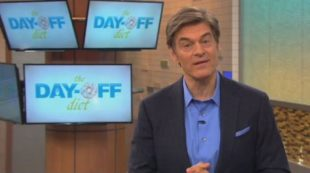 Dr. Oz's Day Off Diet Plan To Help You Slim Down In 2017