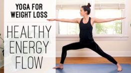 Yoga For Weight Loss – Yoga For Healthy Energy Flow