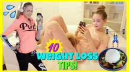 Top 10 Tips For Losing Weight
