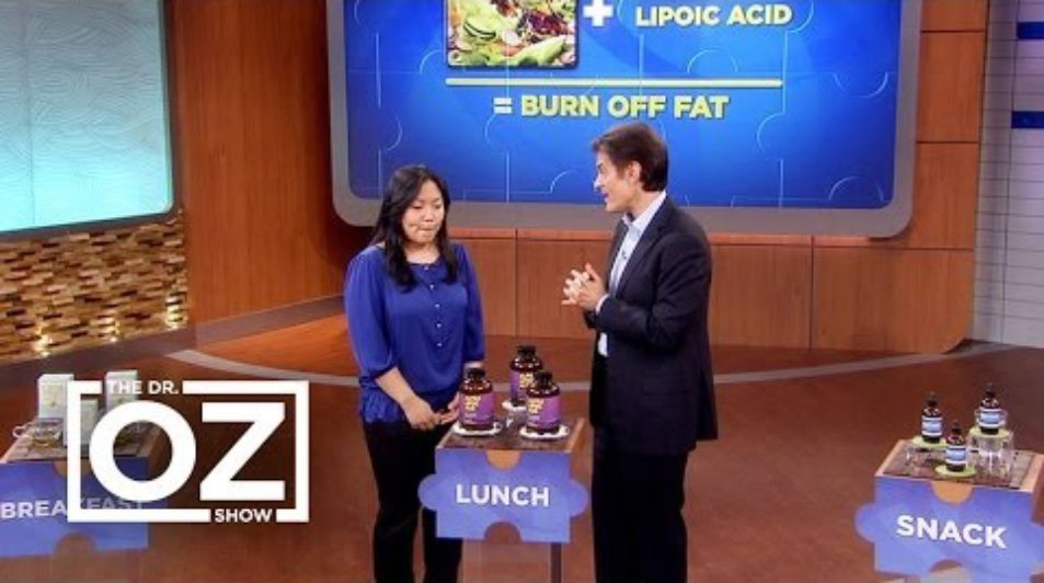 All-Natural Weight-Loss Aids From Dr. Oz