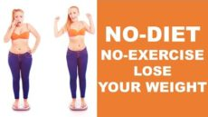 No Diet, No Exercise, Lose Weight | 7 Weight Loss Tips for You  100% Effective and Natural