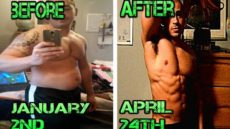 Diet Plan To Lose Weight Fast, High Protein Low Carb Diet, 3 Month Transformation 2017